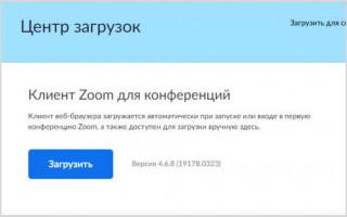 Быстрый запуск и настройка современного сервиса Zoom; видеоконференции