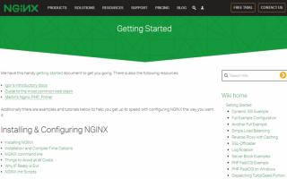 Sudo service nginx reload релод нгинкса